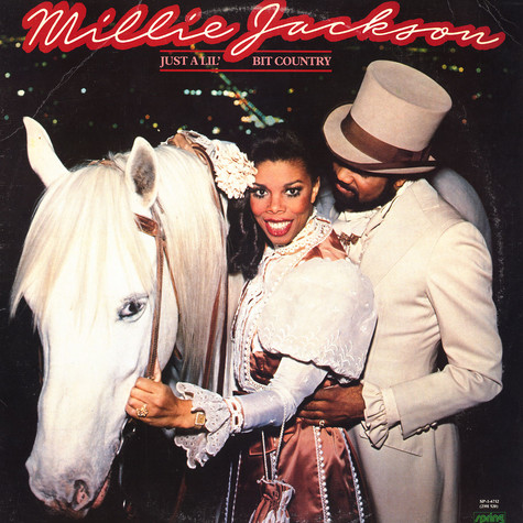 Millie Jackson - Just a lil bit country