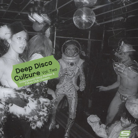 Deep Disco Culture - Volume 2