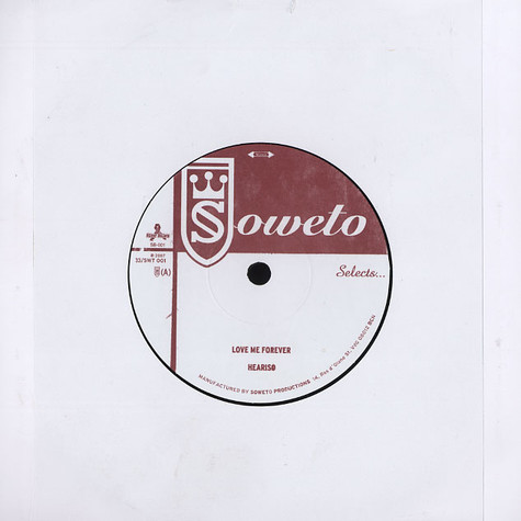 Soweto - Selects