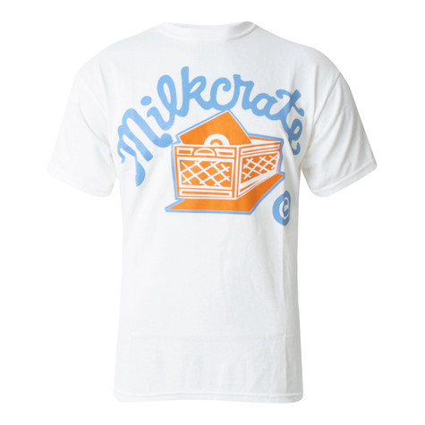 Milkcrate Athletics - New logo T-Shirt