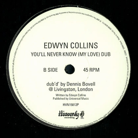 Edwyn Collins - Home again