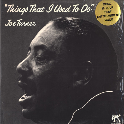 Joe Turner - Things that i used to do