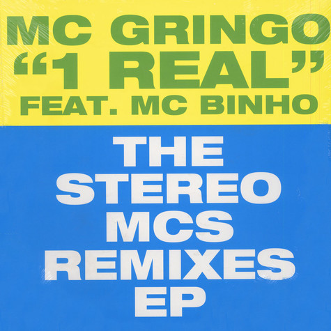 MC Gringo - 1 real feat. MC Binho Stereo MCs remixes