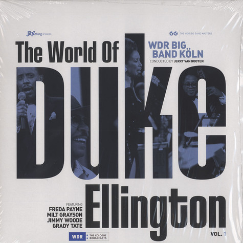 WDR Big Band Köln - The world of Duke Ellington volume 1