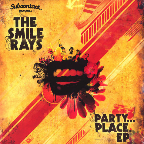 Smile Rays, The - Party place EP