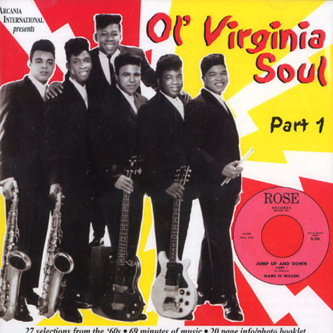 Ol' Virginia Soul - Part 1 - jump up and down