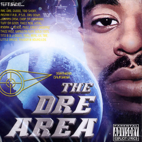 Mac Dre presents - The Dre area
