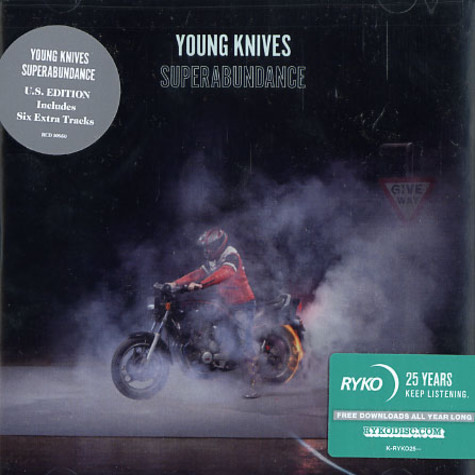 Young Knives, The - Superabundance