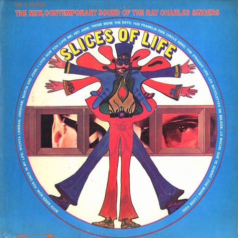 Ray Charles Singers, The - Slices of life