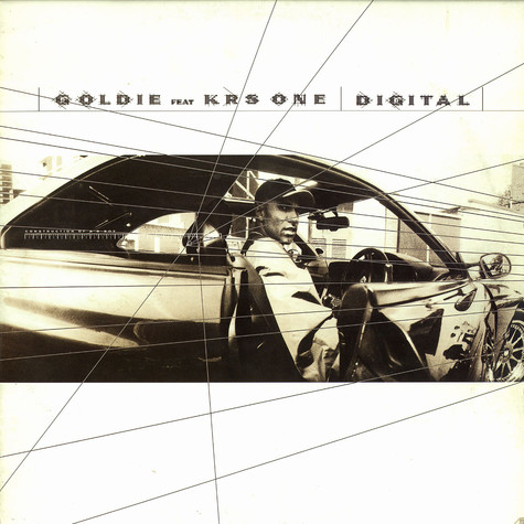 Goldie - Digital feat. KRS One