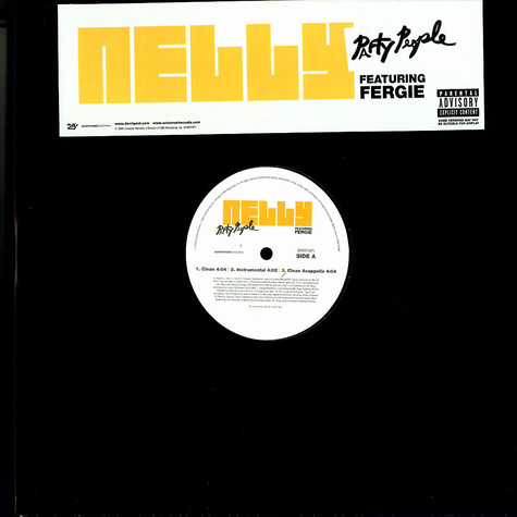 Nelly - Party people feat. Fergie