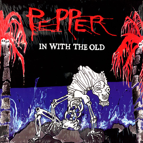 Pepper - In with the old