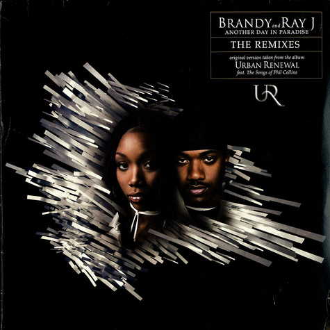 Brandy & Ray J - Another day in paradise the remixes