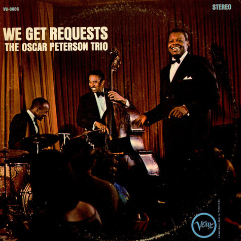 Oscar Peterson Trio, The - We Get Requests