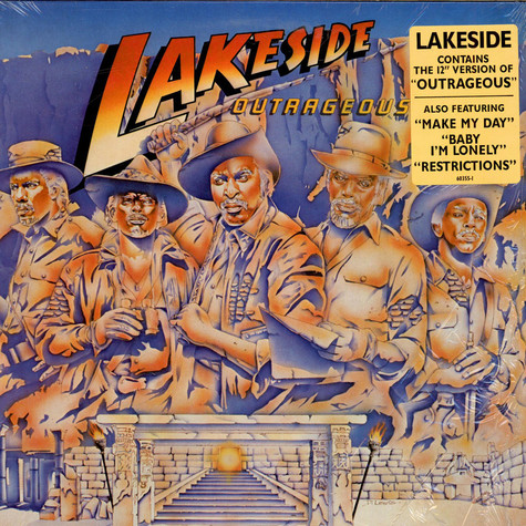 Lakeside - Outrageous