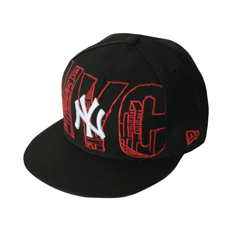 New Era - NY city sketch cap