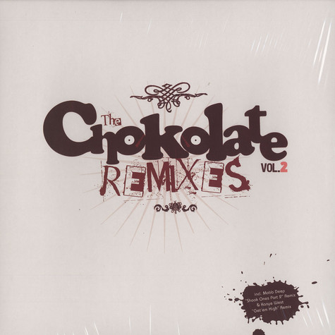 DJ Chokolate - The Chokolate remixes volume 2