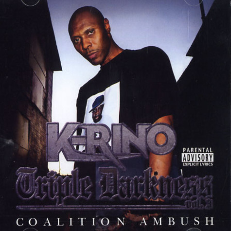 K-Rino - Triple darkness volume 3: coalition ambush