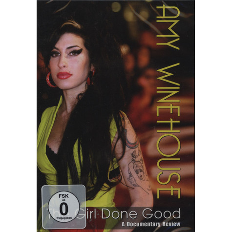 Amy Winehouse - The girl done good - a documentary review