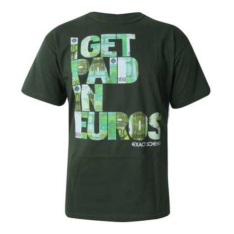 Exact Science - Euros T-Shirt