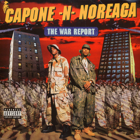 Capone -N- Noreaga - The War Report