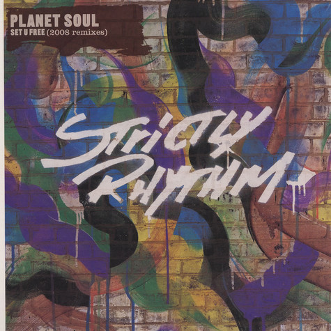Planet Soul - Set u free 2008 remixes