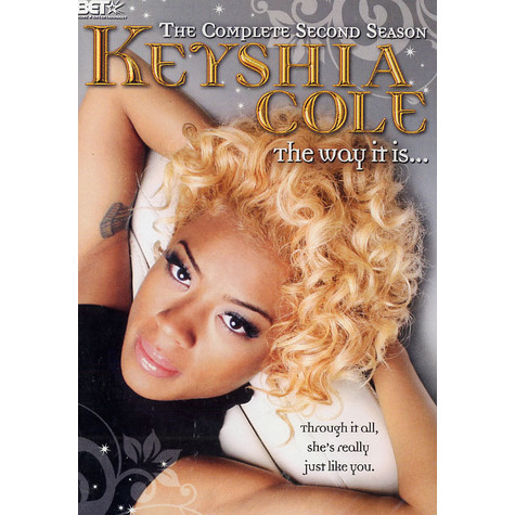 Keyshia Cole - The way it is - the complete second season