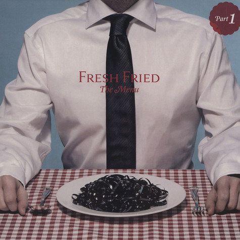 Fresh Fried - The menu part 1