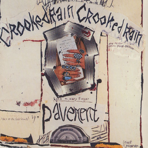 Pavement - Crooked rain