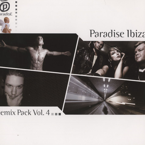 Paradise Ibiza - Remix pack volume 4