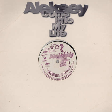 Aleksey - Come into my life