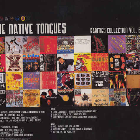Native Tongues, The - Rarities collection volume 2