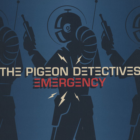Pigeon Detectives, The - Emergency