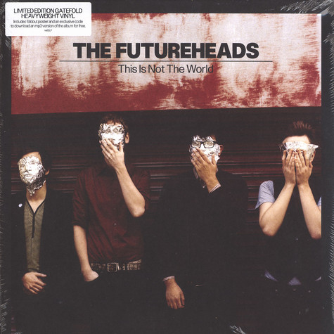 Futureheads, The - This is not the world