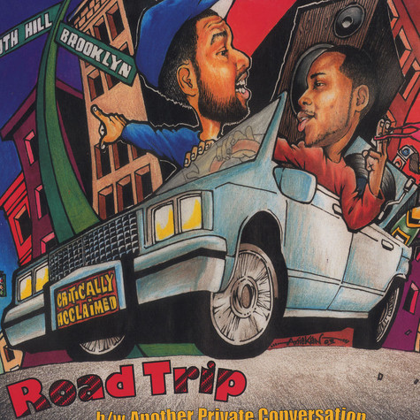 Critically Acclaimed - Road Trip