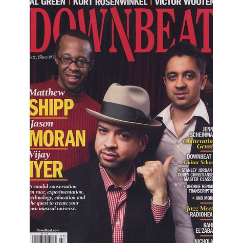 Downbeat Magazine - 2008 - 07 - July