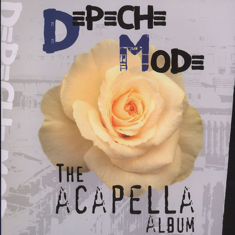 Depeche Mode - The acapella album
