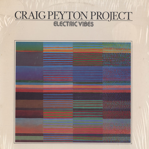 Craig Peyton Project - Electric vibes