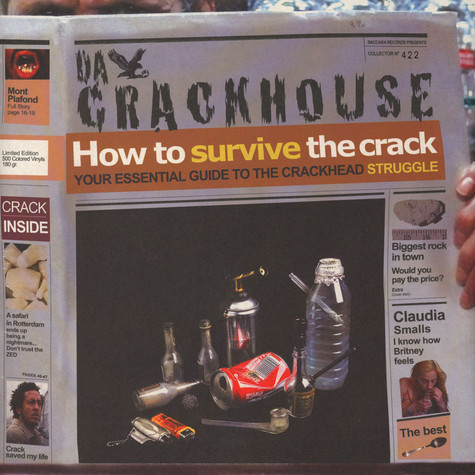 Baccara Records presents - Da crackhouse