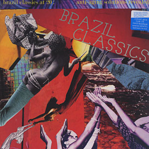 V.A. - Brazil Classics At 20: Anti-aging Solutions Revealed