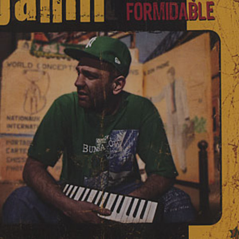 Jahill - Une epoque formidable