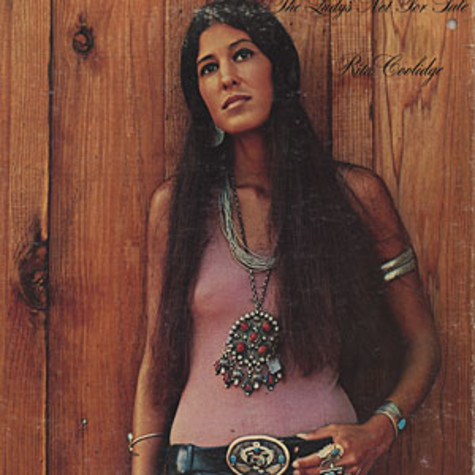 Rita Coolidge   - The Lady's Not For Sale