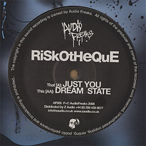 Riskotheque - Just you
