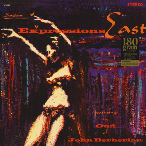 Expressions East - Expressions East feat. the Oud of John Berberian