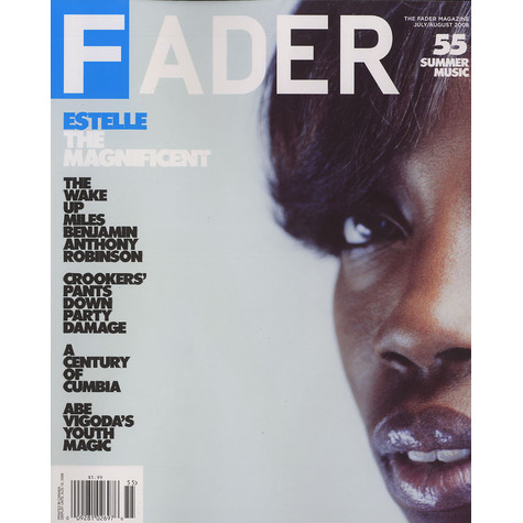 Fader Mag - 2008 - July / August - Issue 55
