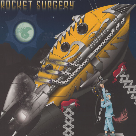 Martin Brothers, The - Rocket surgery EP