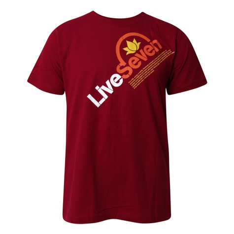 Live 7 - Fresh growth T-Shirt