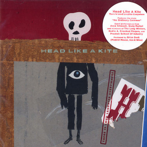 Head Like A Kite - There is loud laughter everywhere