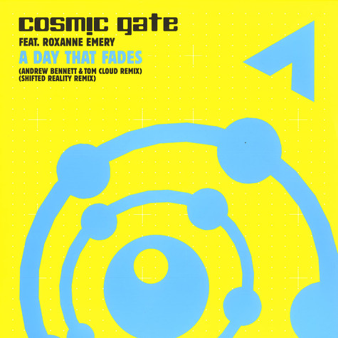 Cosmic Gate - A day that fades feat. Roxanne Emery - part 2