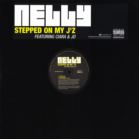 Nelly - Stepped on my J'z feat. Ciara & JD